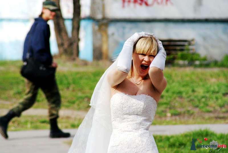 Фото 98968 в коллекции Свадебный +7 923 673 33 05 - Свадебная фея