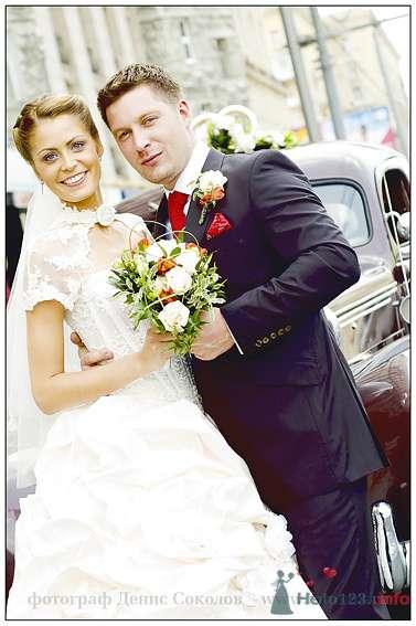Фото 74840 в коллекции свадебные фото - Фотограф Денис Соколов