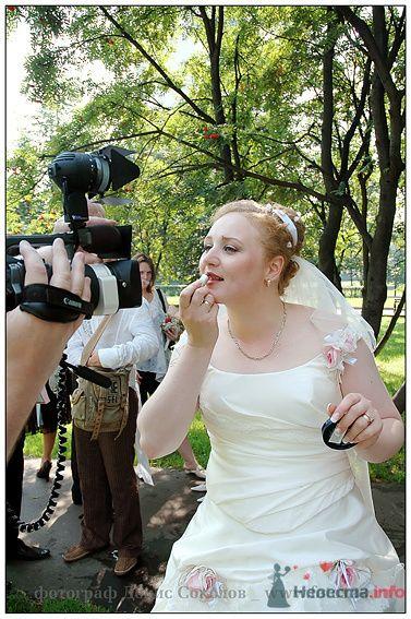 Фото 74853 в коллекции свадебные фото - Фотограф Денис Соколов