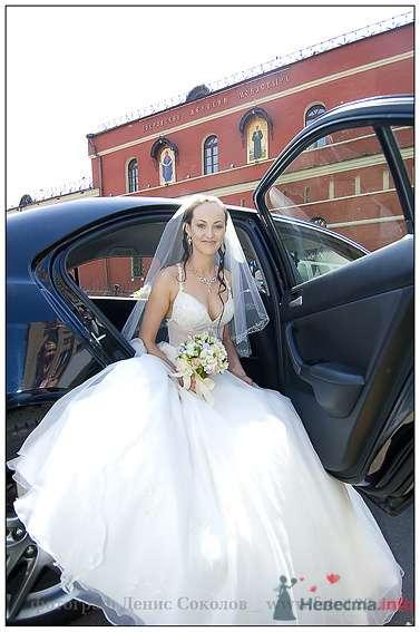 Фото 74871 в коллекции свадебные фото - Фотограф Денис Соколов