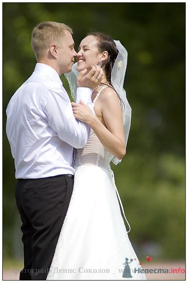 Фото 74881 в коллекции свадебные фото - Фотограф Денис Соколов