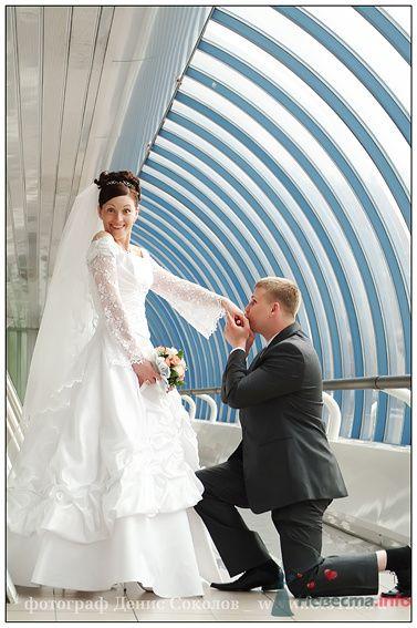 Фото 74900 в коллекции свадебные фото - Фотограф Денис Соколов
