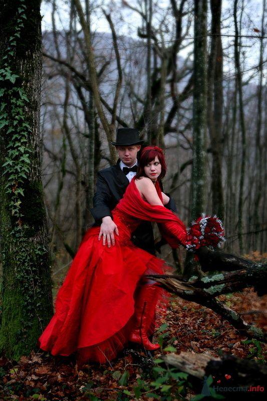 Фото 75337 в коллекции Love Story  Андрей и Екатерина - Невеста01