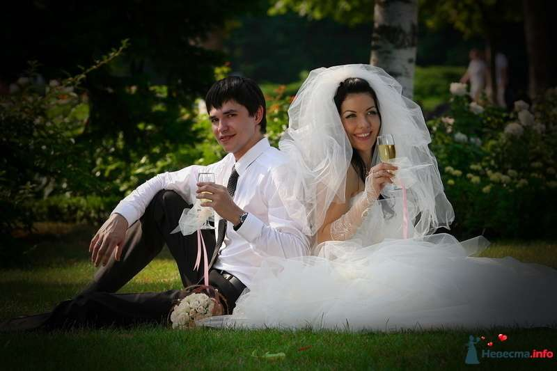 Фото 88084 в коллекции 25.07.2009 - СВАДЬБА  ИВАНА и МАРИИ - Невеста01