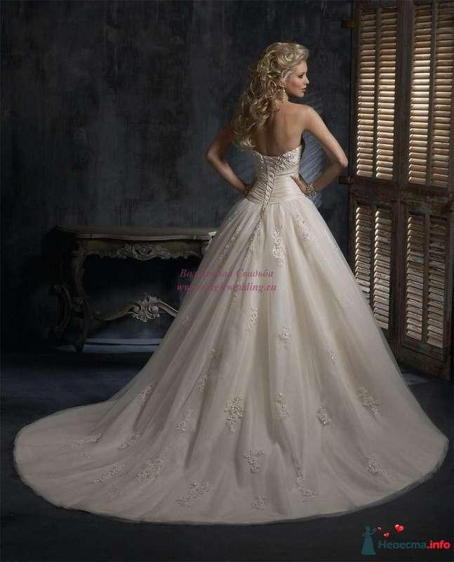 Свадебное платье Chardonnay  - фото 82820 Tvoya Nevesta