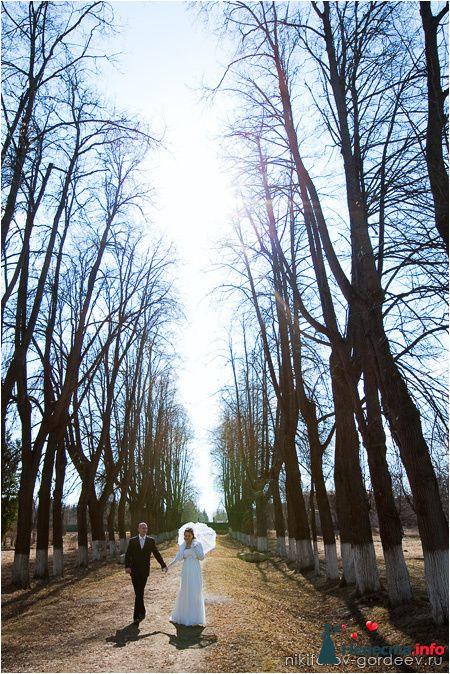 Фото 98118 в коллекции Андрей и Марина | Венчание | Прогулка - Фотографы Никифоровы-Гордеевы Сергей и Константин