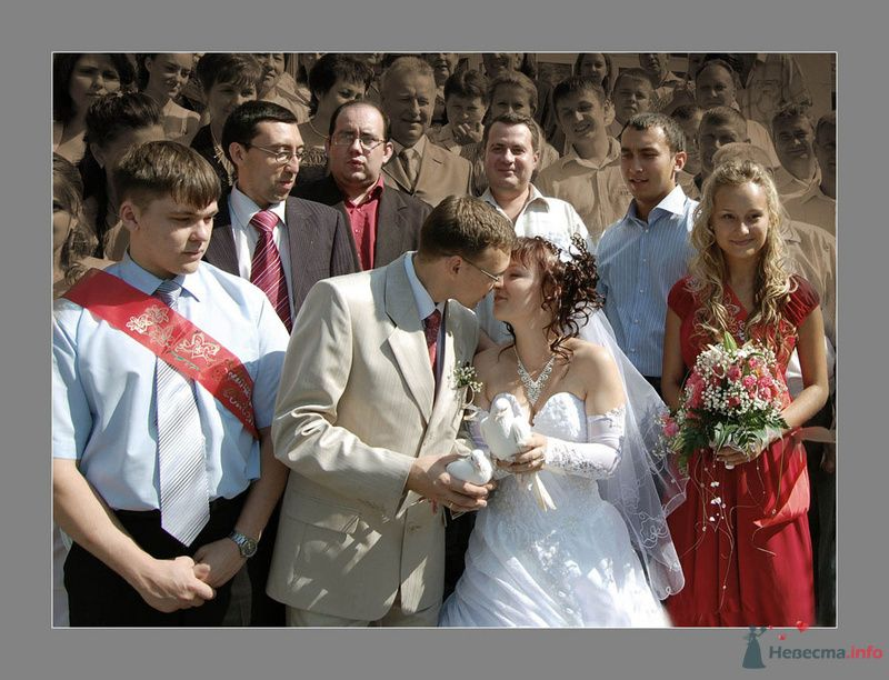 Фото 75975 в коллекции Свадьба в Пензе - Невеста01