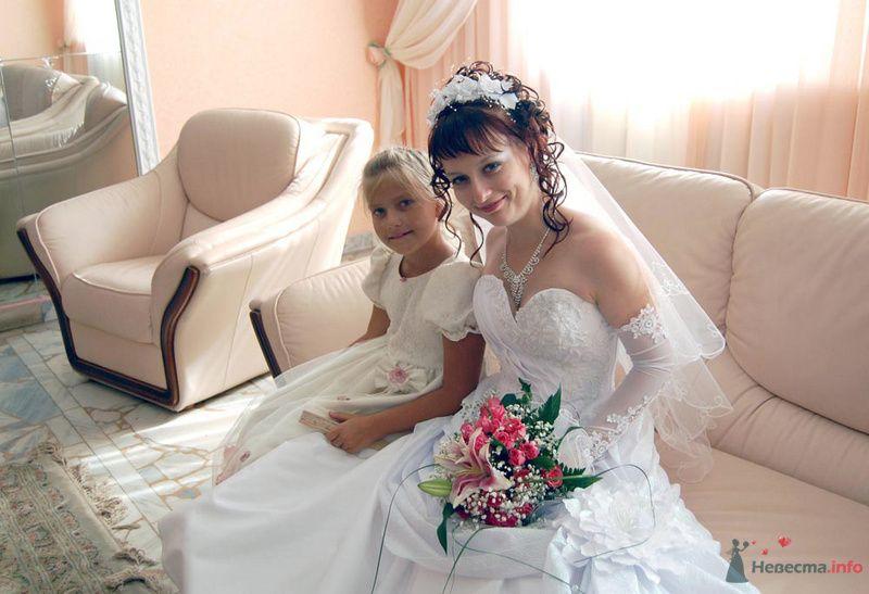 Фото 76001 в коллекции Свадьба в Пензе - Невеста01