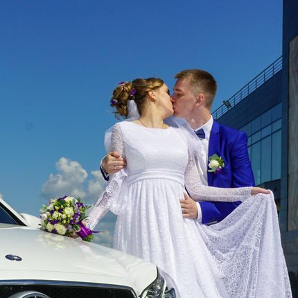 Свадебная видео и фотосъёмка полный день