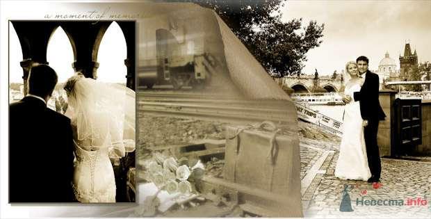 Фото 76905 в коллекции Свадебная фотография в свадебной книге - Василий Саньков. Свадебный и семейный фотограф