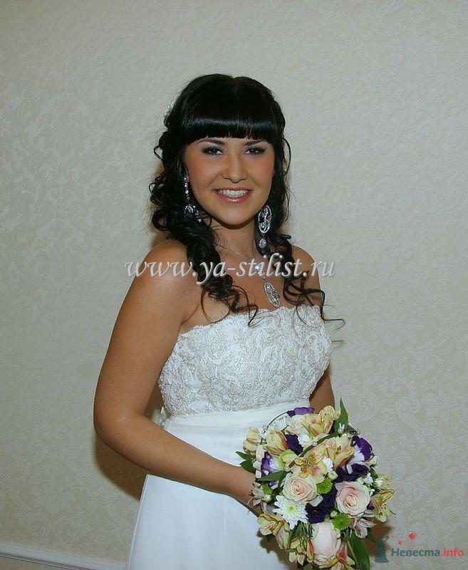 Фото 77234 в коллекции Невесты - Стилист Скачкова Света