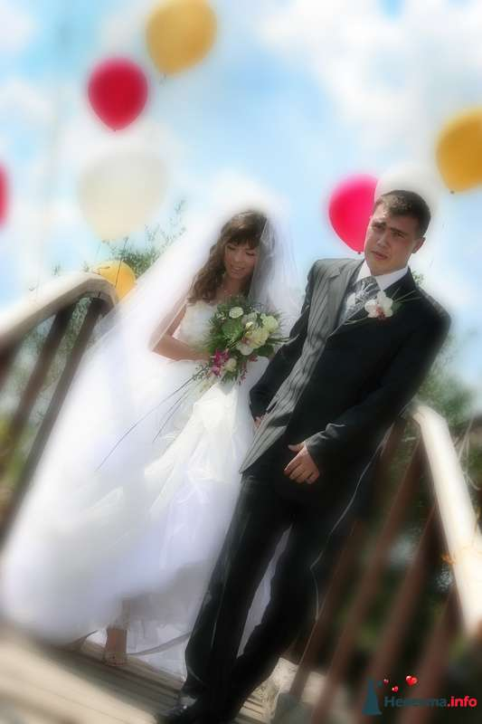 Фото 115727 в коллекции Моя свадьба - Стилист Скачкова Света