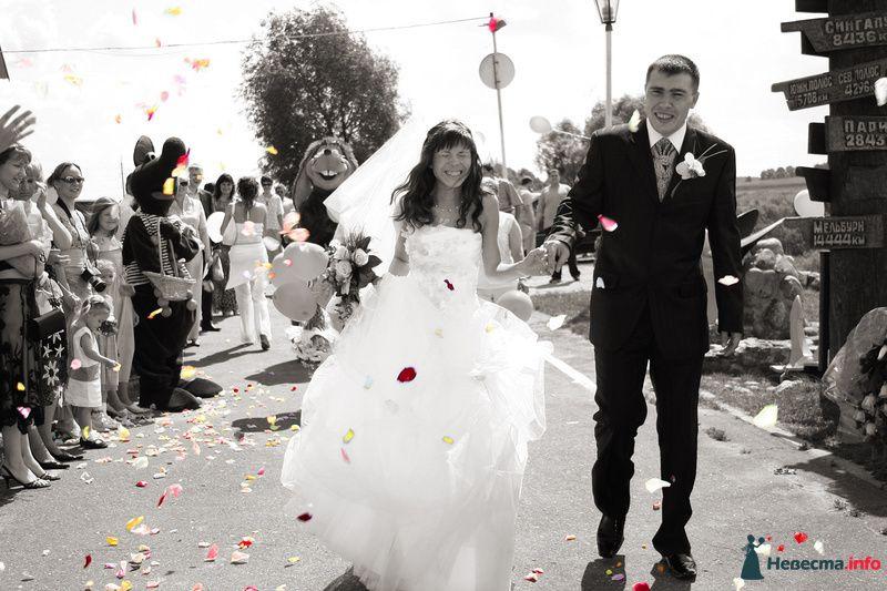 Фото 115730 в коллекции Моя свадьба - Стилист Скачкова Света
