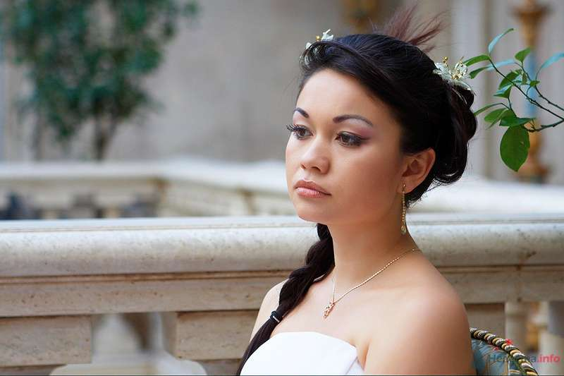 Свадебный стиль - фото 76941 Стилист -парикмахер,визажист Елена Федина