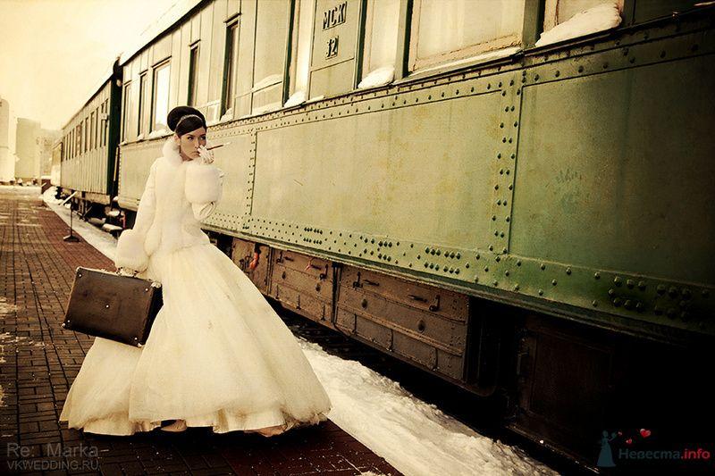 Фото 77713 в коллекции Свадебная фотография