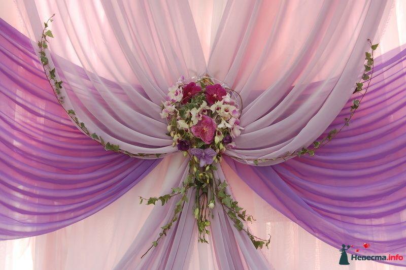 2.07.10г. свадьба Софьи - фото 117981 Студия Finnart - праздничная флористика и декор