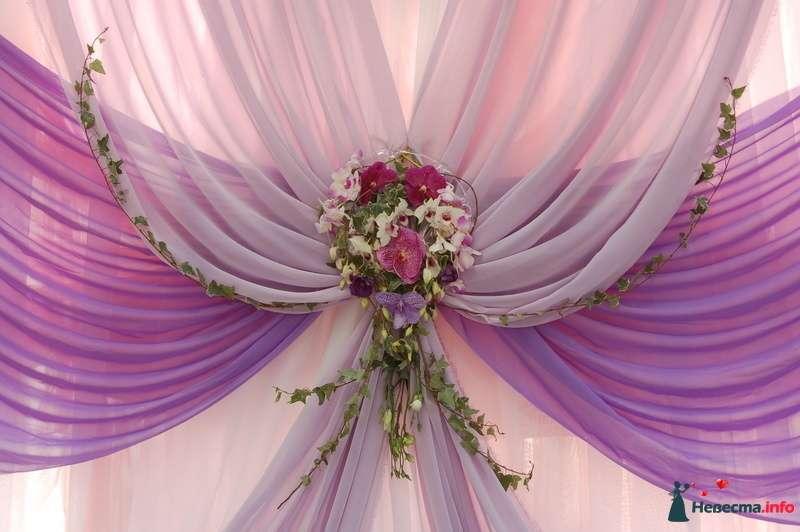 2.07.10г. свадьба Софьи - фото 117981 Студия декора Finnart