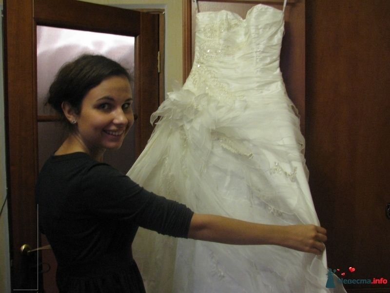 в день покупки платья-2 - фото 126809 Juneau