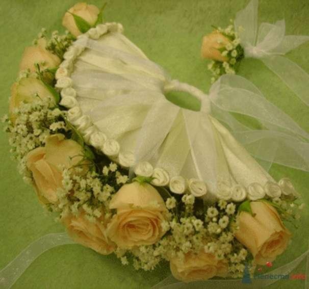 Фото 38670 в коллекции Букет невесты - Дизайн-студия «Art-Infinity»