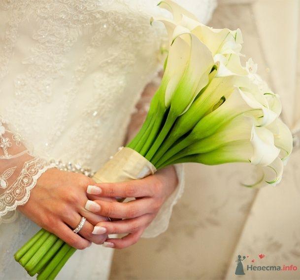 Фото 38671 в коллекции Букет невесты