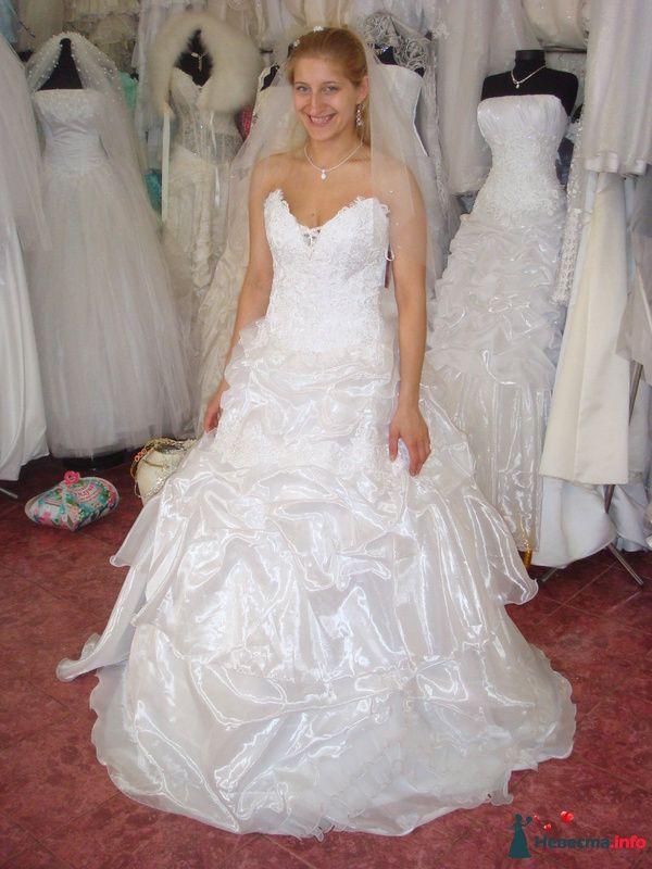 Первая примерка моего платья. - фото 127136 jane0707