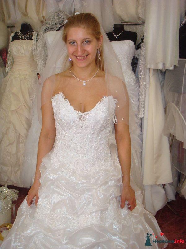 Примерка платья, которое я выбрала. - фото 127137 jane0707