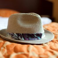 Аксессуары - шляпа жениха