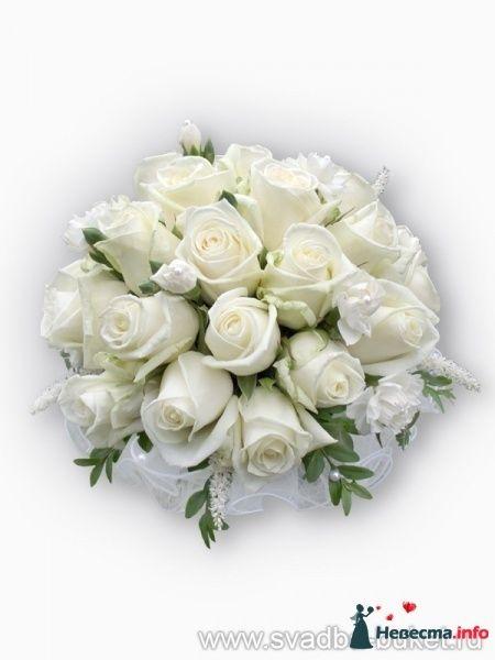 19_вот все равно мне белые букеты больше всех нравятся - фото 82852 Невеста01