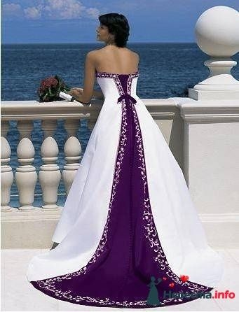 Фото 84349 в коллекции Purple wedding