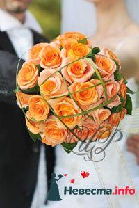 Фото 80751 в коллекции Образцы свадебных букетов - Цветочный Рай - флористы