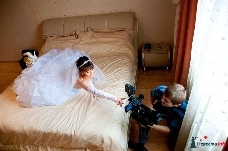 Сборы Невесты - фото 81078 Видеограф Евгений Латышев
