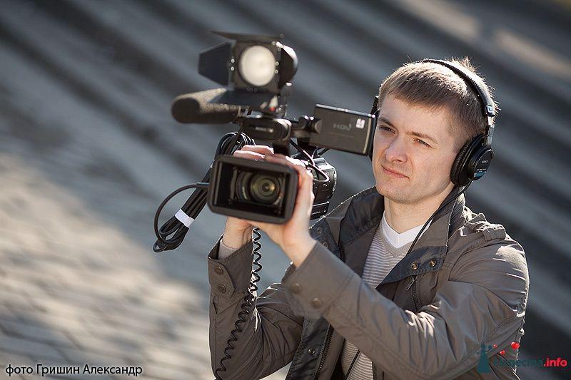 Съемки, апрель 2010. - фото 83648 Видеограф Евгений Латышев