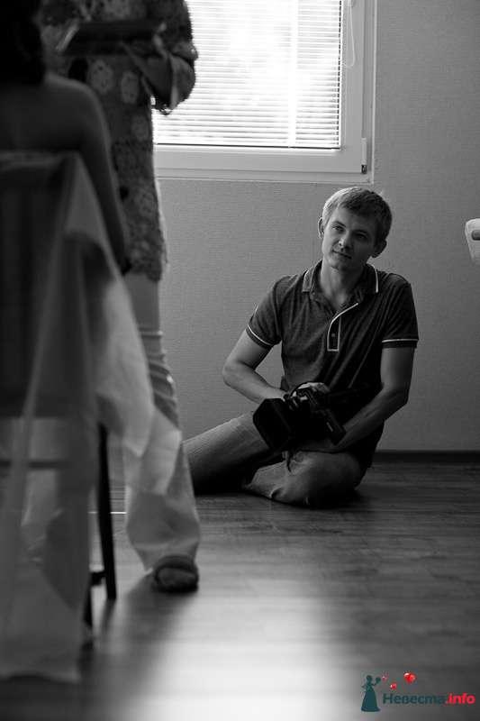 В ожидании) - фото 121844 Видеограф Евгений Латышев
