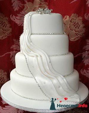 Фото 84741 в коллекции Торты - Свадебный распорядитель. Яна