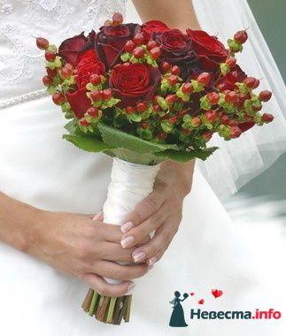 Фото 84854 в коллекции Букет Невесты - Свадебный распорядитель. Яна
