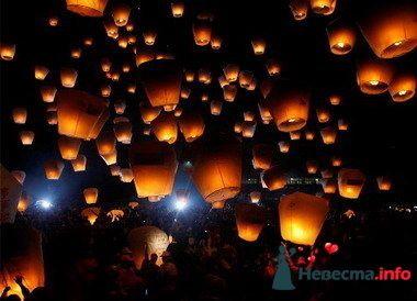 Фото 84921 в коллекции Небесные фонарики - Свадебный распорядитель. Яна
