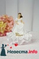 Фото 86473 в коллекции Фигурки для торта - Свадебный распорядитель. Яна