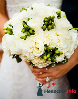 Фото 96607 в коллекции Букет Невесты - Свадебный распорядитель. Яна