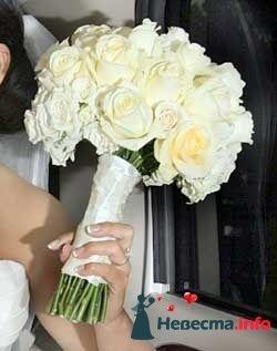 Фото 96640 в коллекции Букет Невесты