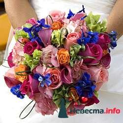 Фото 96676 в коллекции Букет Невесты - Свадебный распорядитель. Яна