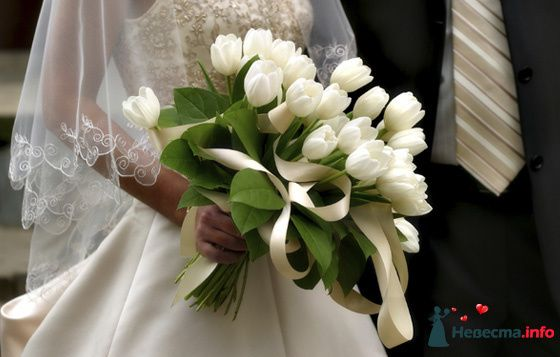 Фото 96709 в коллекции Букет Невесты