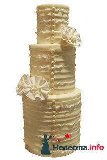 Фото 96816 в коллекции Торты - Свадебный распорядитель. Яна