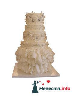 Фото 96819 в коллекции Торты - Свадебный распорядитель. Яна
