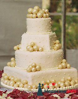 Фото 96855 в коллекции Торты - Свадебный распорядитель. Яна
