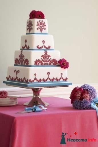 Фото 99551 в коллекции Торты - Свадебный распорядитель. Яна