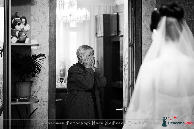 Фото 93243 в коллекции Репортажные свадебные фотографии - Ваш свадебный фотограф Иван Хафизов