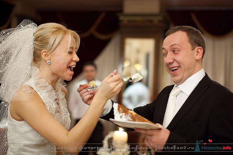 Фото 96905 в коллекции Репортажные свадебные фотографии - Ваш свадебный фотограф Иван Хафизов