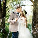 стильная свадьба, свадьба летом, летняя свадьба, венок, пикник в лесу, свадьба в лесу, свадебная фотосессия в лесу