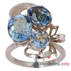 Кольцо золотое - фото 22969 Ювелирный магазин украшений DMGold