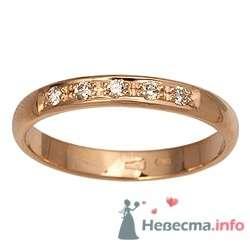 Кольцо золотое - фото 22972 Ювелирный магазин украшений DMGold